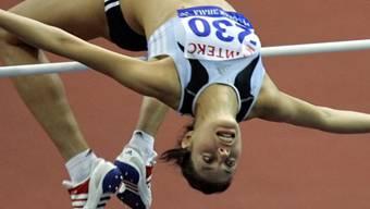 Blanka Vlasic ist zum 4. Mal Kroatiens Sportlerin des Jahres