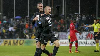 Challenge League, 16. Runde, FC Aarau - FC Winterthur (29.11.2019)
