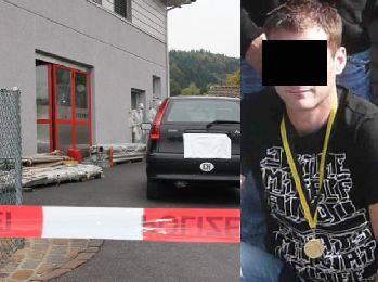 Der Tatort in Gränichen: Opfer David M. lag plötzlich tot am Boden – getroffen von einer Kugel