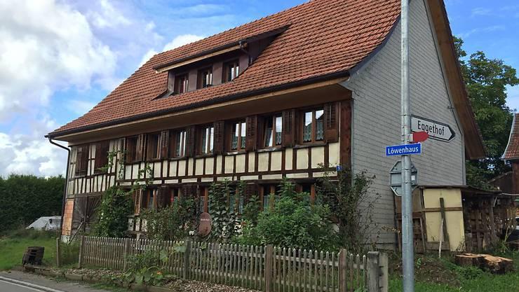 In diesem Haus im Weiler Löwenhaus bei Kümmertshausen wurde der IV-Rentner im November 2010 getötet.
