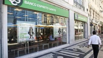 Milliarden-Verlust für Traditionsbank BES in Portugal (Archiv)