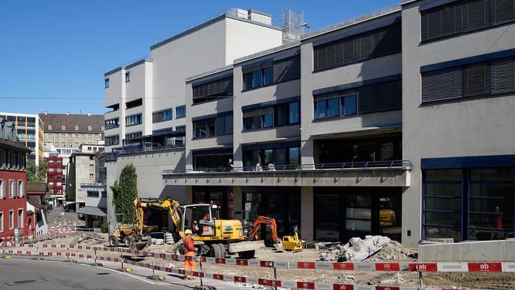 Die Sanierungsarbeiten beim Theater Basel verzögern sich.