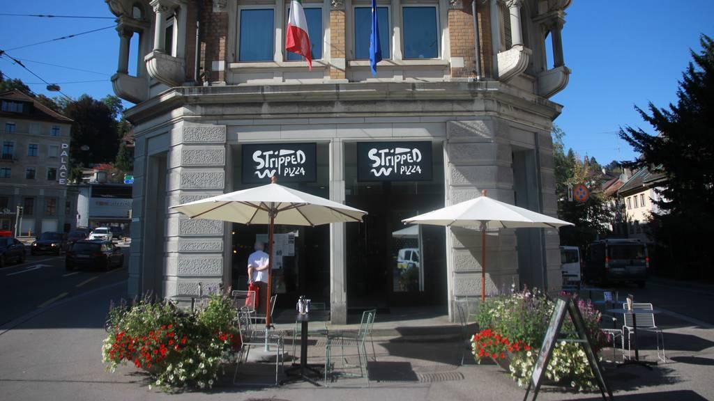 Aus für Stripped Pizza in der St.Galler Innenstadt