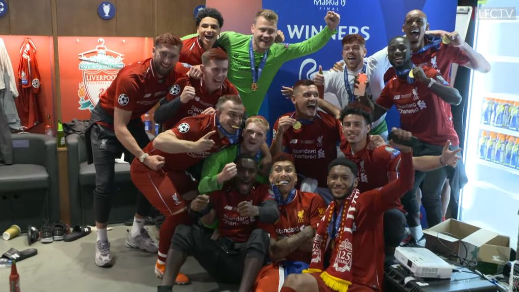 Liverpool gewinnt Champions League