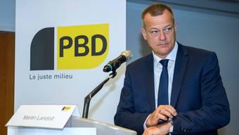 «Wir sind nicht auf dem Radar»: BDP-Präsident Martin Landolt.