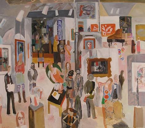 Werner Holenstein - Ausstellung (1969)