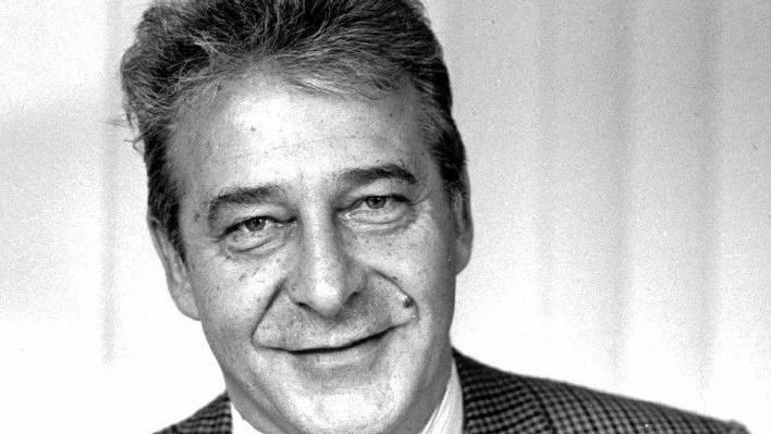 Der ehemalige Generaldirektor der Schweizerischen Radio- und Fernsehgesellschaft SRG, Antonio Riva (1935-2020).