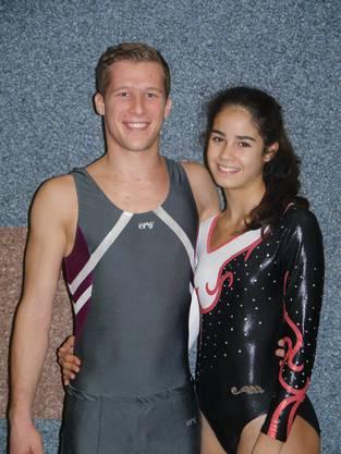 Lea Harder und Manuel Blunschi