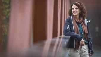 Marianne Ryf, Fachstelle Kinder&Familien, wünscht sich, dass Elternlehren bald selbstverständlich werden. Chris Iseli