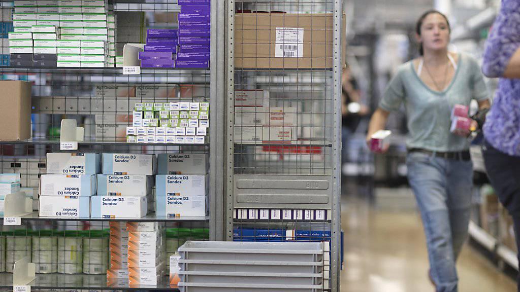 Für die Schweiz werden Versorgungsengpässe bei Medikamenten zunehmend zum Problem. (Symbolbild)