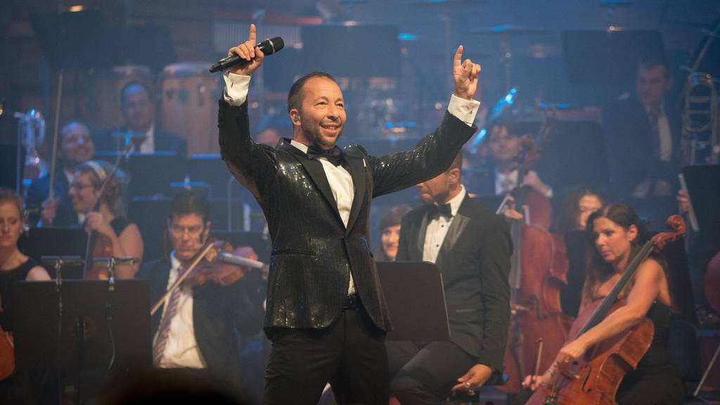 DJ BoBo feiert Weltpremiere mit neuer Show