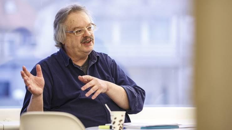 «Wenn man den Leuten die Mitsprache verweigert, hat man am Schluss den Widerstand am Hals», findet Bühlmann.