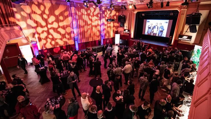 Solothurner Brauereien werden an den Swiss Beer Awards 2019 ausgezeichnet.