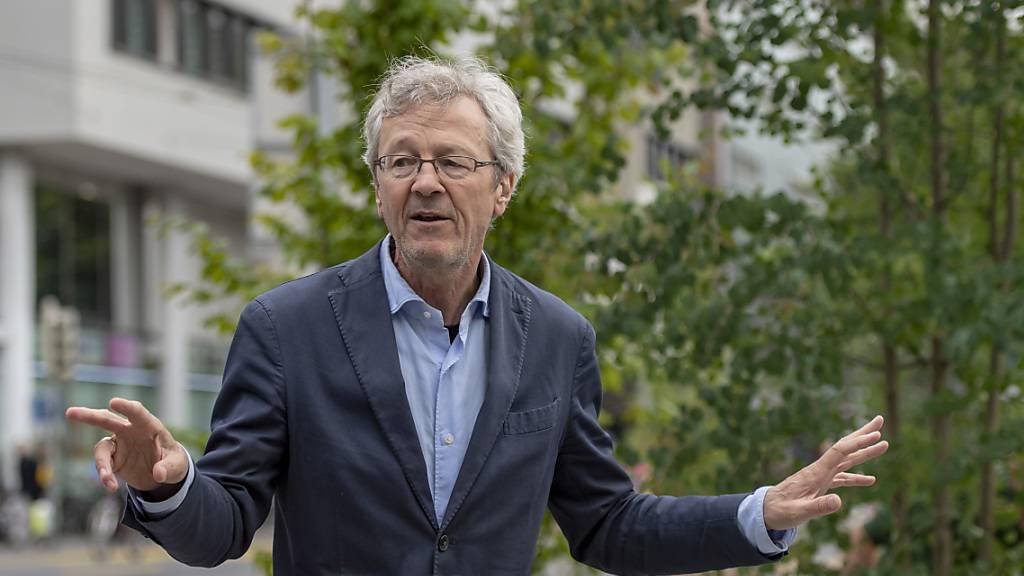 Der Luzerner Mobilitätsdirektor Adrian Borgula sieht eine Mitschuld seiner Direktion an der Verzögerung der Sanierung der Littauer Cheerstrasse. (Archivbild)