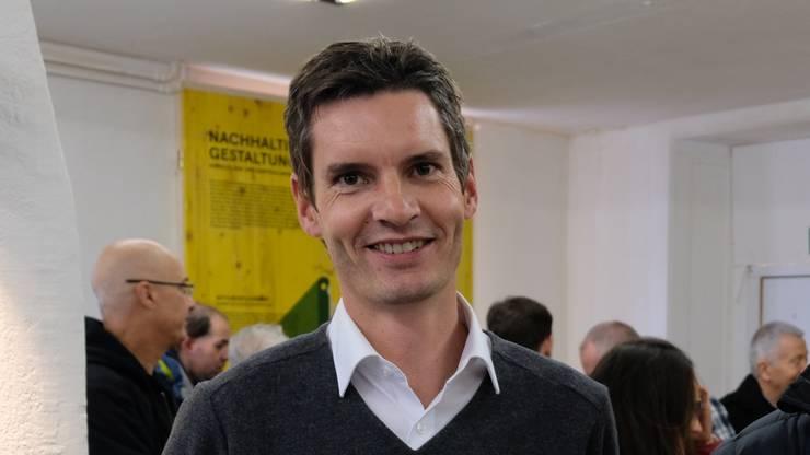 Severin Lüthy Leiter Stadtplanungsamt.