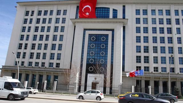Der Sitz der Regierungspartei AKP: Auch auf dieses Gebäude wurde ein Anschlag verübt