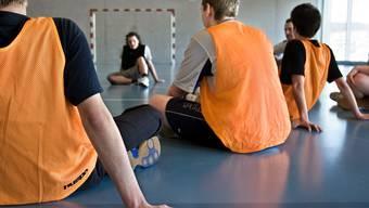 Ab 2020 soll in Solothurn eine neue Turnhalle für die Berufsschüler stehen. (Symbolbild)
