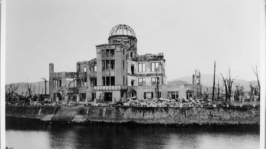 Vor 75 Jahren wurde die erste Atombombe abgeworfen