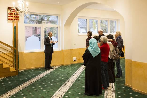 Tag der offenen Moschee in Gebenstorf