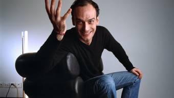Der Schweizer Schauspieler Anatole Taubman hat manches zu erzählen: Von den Leichen, die er als Teenager wusch und den betuchten Damen, die er als Schauspielschüler beglückte - meist keusch, wohlverstanden. (Archivbild)
