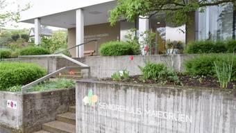 Das Seniorehuus Maiengrüen in Hägglingen wird seit 1. Januar von der Senevita AG betrieben. Toni Widmer