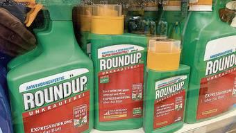 Das Produkt «Roundup» wird teuer für Bayer.
