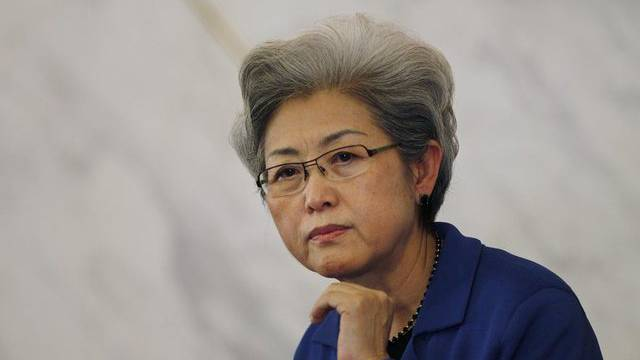 Fu Ying verteidigte vor der Sitzung des Volkskongresses das immer grösser werdende Militärbudget Chinas