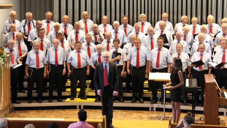 Konzert in der reformierten Kirche vom 5. Juni 2015