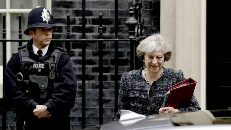 Premierministerin Theresa May hat versprochen, bis Ende März mit den offiziellen Austrittsverhandlungen zu beginnen. Ihrer Ansicht nach hat die Regierung in London das Recht, diese Verhandlungen auch ohne Parlamentsvotum einzuleiten.