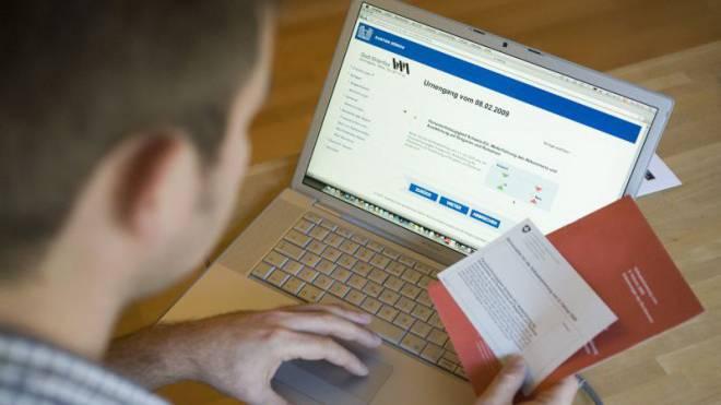 Baselland stimmt am 14. Juni über die Einführung von E-Voting ab. Foto: Keystone