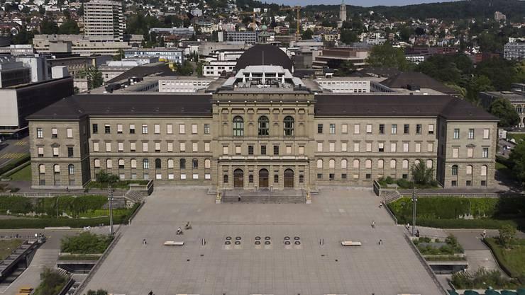 Hauptgebäude der ETH in Zürich. (Archivbild)