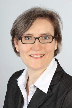 Sarah Thoenen Leiterin Amt für Beistandschaften und Erwachsenenschutz (ABES) des Kantons Basel-Stadt