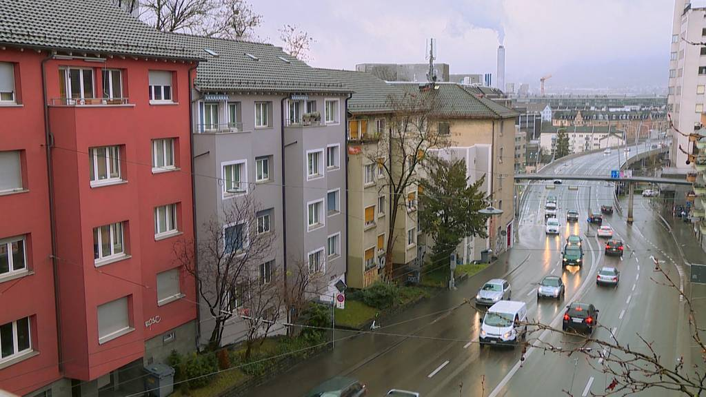 Enteignungen: Bis zu 12 Häuser müssen dem Rosengartentunnel weichen
