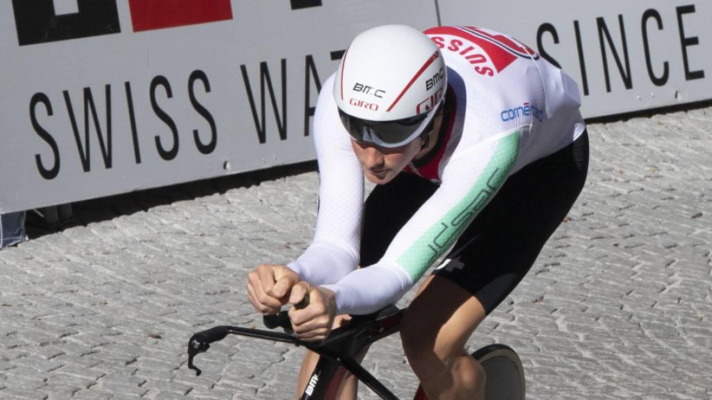 Stefan Küng holt sich Bronze