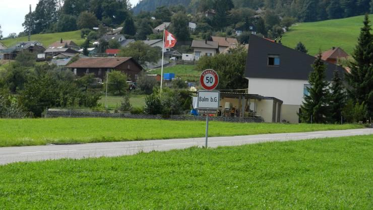 14 Stimmberechtigte genehmigten die Rechnung der Gemeinde Balm bei Günsberg einstimmig.
