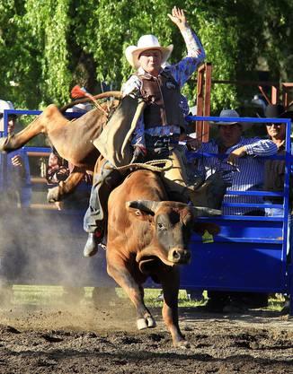 Rodeo ist mehr als nur ein Wettbewerb