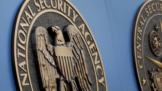 Wappen des US-Geheimdienstes NSA