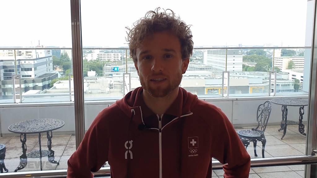 Olympische Spiele in Tokio: Mountainbiker Matthias Flückiger radelt für Bern