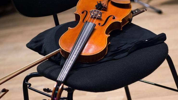 Forschende haben Geigenholz mit Neutronen durchleuchtet. (Symbolbild)