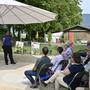 Ruedi Christ von der Kantonspolizei Solothurn, Abteilung Tier- und Umweltschutz berichtet über das vergangene Jahr in der Witischutzzone