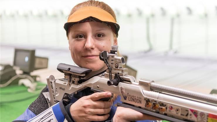 Nina Christen überzeugte in Rio mit Platz 6.