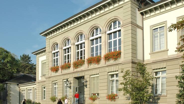 Die Universitäre Psychiatrische Kliniken Basel (Archiv)