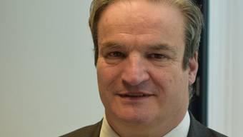 Sven Cattelan, neuer Direktor der Gebäudeversicherung.
