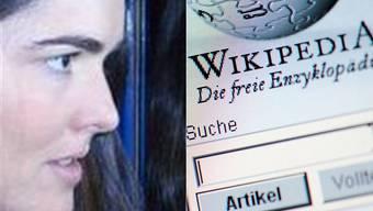 Nachdem Amanda Filipacchi in einer Kolummne gegen die Geschlechter-Einteilung protestierte, wurden ihre Wikipedia-Einträge gelöscht oder verändert.