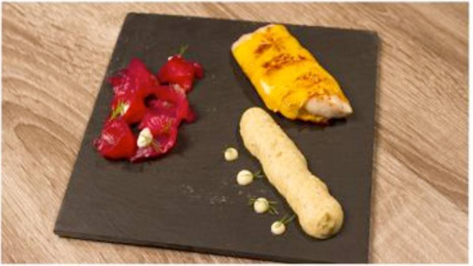 Kulinarisches Fischtrio
