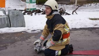 Feuerwehroffiziere übten Kritik