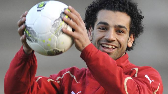 Der Ägyptische Nationalspieler Mohamed Salah wechselt zum FCB.