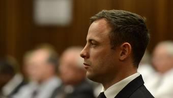 Oscar Pistorius muss für fünf Jahre ins Gefängnis