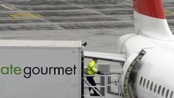 Gategroup verlängert die Verträge mit easyJet und airberlin. (Archiv)