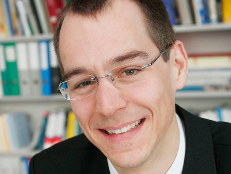 Andreas Wittmer, Leiter des Center for Aviation Competence an der Universität St. Gallen.